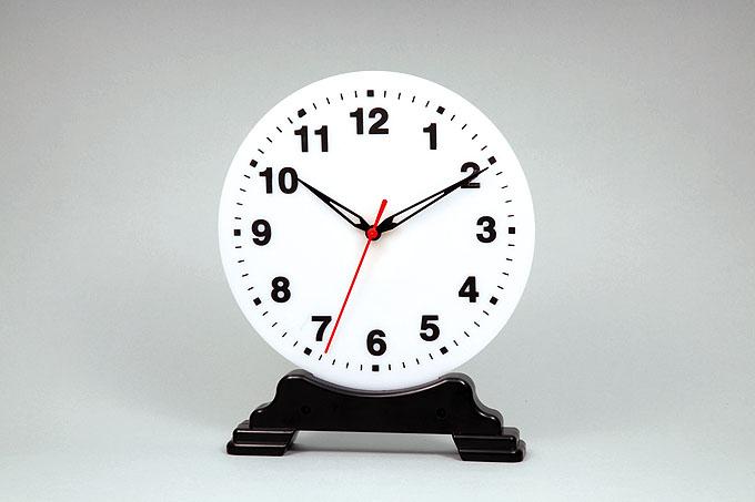 【教材 算数】演示用時計